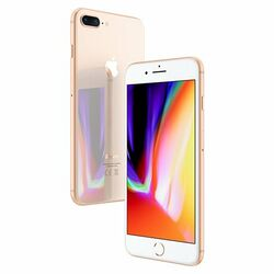 Apple iPhone 8 Plus, 256GB | Gold, Trieda A+ - použité, záruka 12 mesiacov na pgs.sk