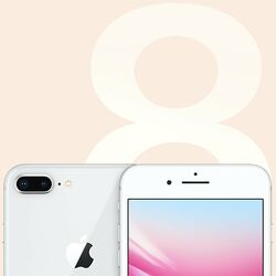 Apple iPhone 8 Plus 64GB Silver na pgs.sk