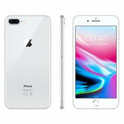 Apple iPhone 8 Plus, 64GB | Silver, Trieda C - použité, záruka 12 mesiacov na pgs.sk