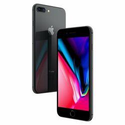 Apple iPhone 8 Plus, 64GB | Space Gray, Trieda A - použité, záruka 12 mesiacov na pgs.sk