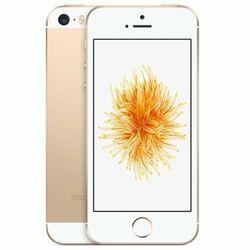 Apple iPhone SE, 64GB | Gold, Trieda B - použité, záruka 12 mesiacov na progamingshop.sk