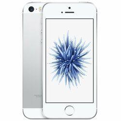 Apple iPhone SE, 64GB | Silver, Trieda C - použité, záruka 12 mesiacov na pgs.sk