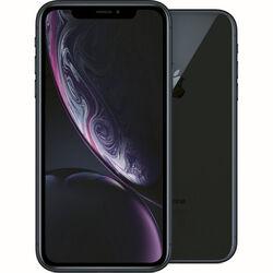 Apple iPhone Xr, 128GB | Black, Trieda C - použité, záruka 12 mesiacov na progamingshop.sk