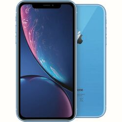 Apple iPhone Xr, 64GB | Blue, Trieda A+ - použité, záruka 12 mesiacov na progamingshop.sk