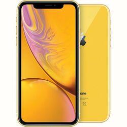 Apple iPhone Xr, 64GB | Yellow, Trieda A+ - použité, záruka 12 mesiacov na progamingshop.sk