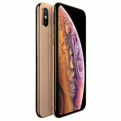 Apple iPhone Xs, 256GB   Gold - nový tovar, neotvorené balenie na progamingshop.sk