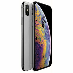 Apple iPhone Xs, 256GB   Silver - rozbalené balenie na progamingshop.sk
