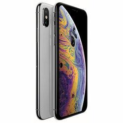 Apple iPhone Xs, 64GB   Silver, Trieda B - použité, záruka 12 mesiacov na progamingshop.sk