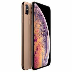 Apple iPhone Xs Max, 64GB   Gold, Trieda B - použité, záruka 12 mesiacov na pgs.sk