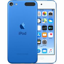 Apple iPod Touch 6th, 32GB| Blue, Trieda B - použité, záruka 12 mesiacov + slúchadlá v balení na pgs.sk