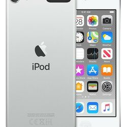 Multimediálny prehrávač Apple iPod Touch 6th, 32GB| Silver, Trieda B - použité, záruka 12 mesiacov + slúchadlá v balení na pgs.sk