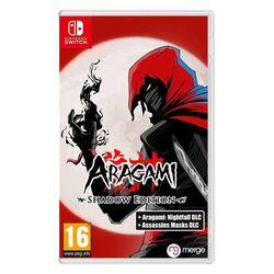 Aragami (Shadow Edition) [NSW] - BAZÁR (použitý tovar) na progamingshop.sk