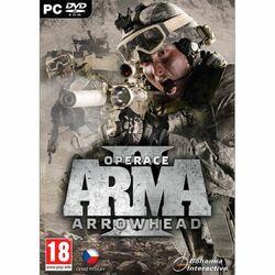 ArmA 2: Operácia Arrowhead CZ na progamingshop.sk
