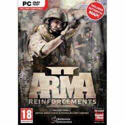 ArmA 2: Reinforcements na progamingshop.sk