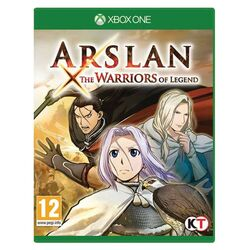 Arslan: The Warriors of Legend na pgs.sk
