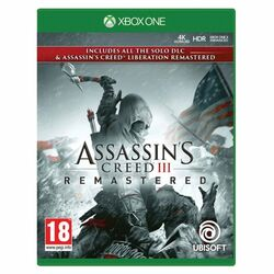 Assassin's Creed 3 (Remastered) na progamingshop.sk