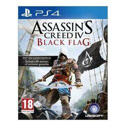 Assassin's Creed 4: Black Flag [PS4] - BAZÁR (použitý tovar) na pgs.sk