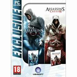 Assassin's Creed (Director's Cut Edition) + Assassin's Creed 2 na progamingshop.sk