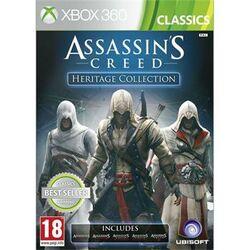 Assassin's Creed (Heritage Collection) [XBOX 360] - BAZÁR (použitý tovar) na progamingshop.sk