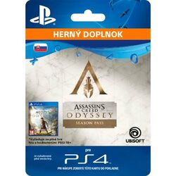 Assassin's Creed: Odyssey CZ (SK Season Pass) na progamingshop.sk