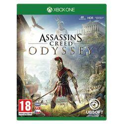 Assassin's Creed: Odyssey CZ [XBOX ONE] - BAZÁR (použitý tovar) na progamingshop.sk