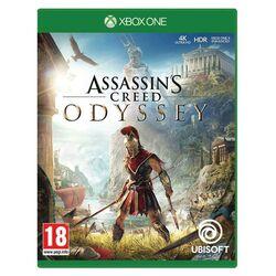 Assassin's Creed: Odyssey [XBOX ONE] - BAZÁR (použitý tovar) na progamingshop.sk