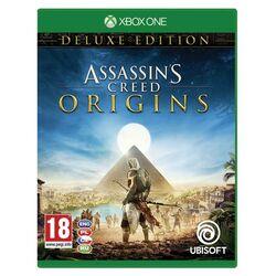 Assassin's Creed: Origins CZ (Deluxe Edition) na progamingshop.sk
