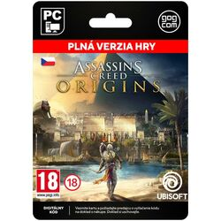 Assassin's Creed: Origins CZ [Uplay] na progamingshop.sk