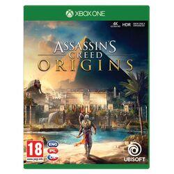 Assassin's Creed: Origins CZ na progamingshop.sk