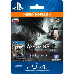 Assassin's Creed: Syndicate CZ (CZ Season Pass) na pgs.sk