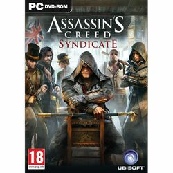 Assassin's Creed: Syndicate CZ na progamingshop.sk
