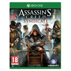 Assassin's Creed: Syndicate CZ na pgs.sk