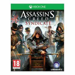 Assassin's Creed: Syndicate CZ [XBOX ONE] - BAZÁR (použitý tovar) na progamingshop.sk