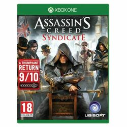 Assassin's Creed: Syndicate na pgs.sk