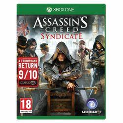 Assassin's Creed: Syndicate na progamingshop.sk