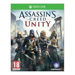 Assassin's Creed: Unity CZ [XBOX ONE] - BAZÁR (použitý tovar) na progamingshop.sk