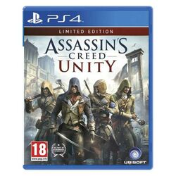 Assassin's Creed: Unity (Limited Edition) na progamingshop.sk