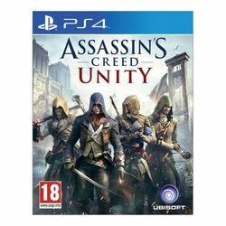 Assassin's Creed: Unity [PS4] - BAZÁR (použitý tovar) na progamingshop.sk