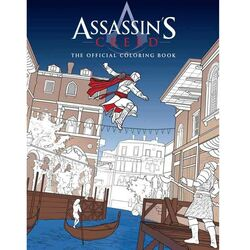 Assassins Creed: The Official Coloring Book na progamingshop.sk