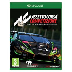 Assetto Corsa Competizione [XBOX ONE] - BAZÁR (použitý tovar) na progamingshop.sk