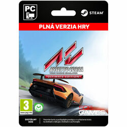 Assetto Corsa (Ultimate Edition) [Steam] na progamingshop.sk