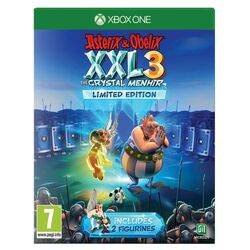 Asterix & Obelix XXL 3: The Crystal Menhir (Limited Edition) na progamingshop.sk