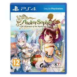 Atelier Sophie: The Alchemist of the Mysterious Book na progamingshop.sk