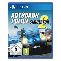 Autobahn Police Simulator 2 [PS4] - BAZÁR (použitý tovar) na pgs.sk