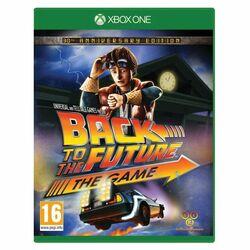 Back to the Future: The Game (30th Anniversary Edition) [XBOX ONE] - BAZÁR (použitý tovar) na progamingshop.sk