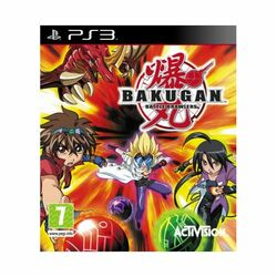 Bakugan Battle Brawlers na progamingshop.sk