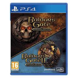 Baldurs's Gate (Enhanced Edition) + Baldurs's Gate 2 (Enhanced Edition) [PS4] - BAZÁR (použitý tovar) na progamingshop.sk