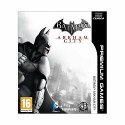 Batman: Arkham City na pgs.sk