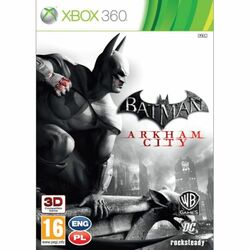 Batman: Arkham City na progamingshop.sk