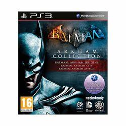 Batman Arkham Collection na progamingshop.sk
